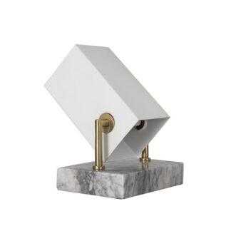 Watt & Veke Box Bordlampe Hvid