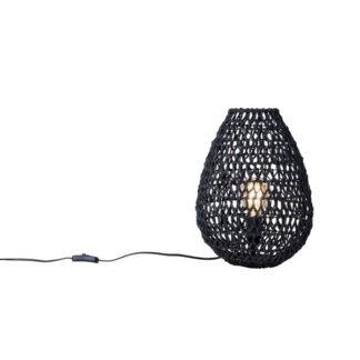 Watt & Veke Buster Bordlampe Sort