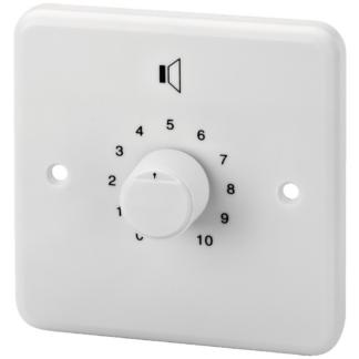 ATT-224/WS ELA-volumekontrol til 100 volt højttaler