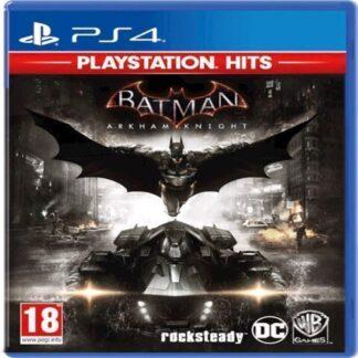 Batman Arkham Knight Playstation Hits - Ps4