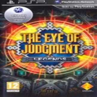 Eye of Judgment Legends (IT) Multilingual In Game, PSP