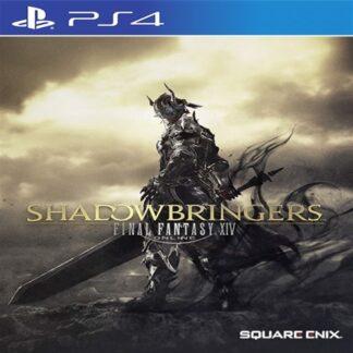 Final Fantasy Xiv Shadowbringers, Ps4