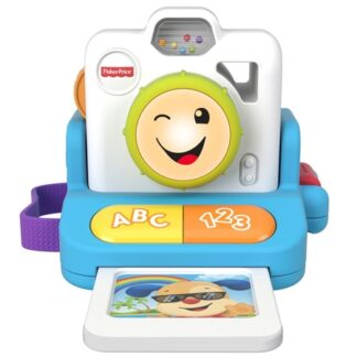 Fisher Price Laugh & Learn Instant Kamera
