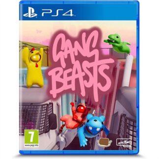 Gang beasts, PS4