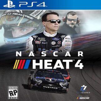 Nascar Heat 4 (#) - PS4