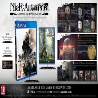 NieR Automata Game of the Year - PS4