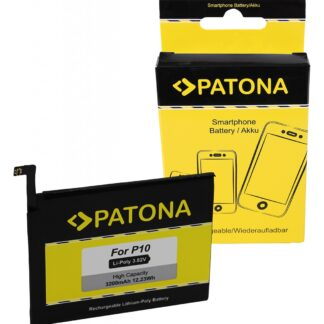 PATONA Battery f. Huawei P10 Honor 9 STF-AL00 HB386280ECW CS-HUP110SL