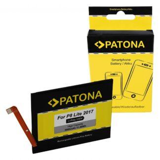 PATONA Battery f. Huawei P8 Lite 2017 P9 P9 Lite P10 Lite P20 Lite HB366481ECW