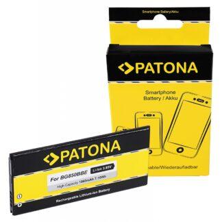 PATONA Battery f. Samsung Galaxy Alpha with NFC EB-GB850BBE EB-BG850BBC SM-G850