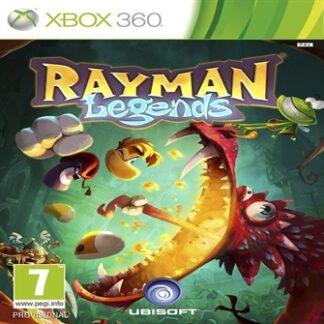 Rayman Legends Uknordic - Ps3
