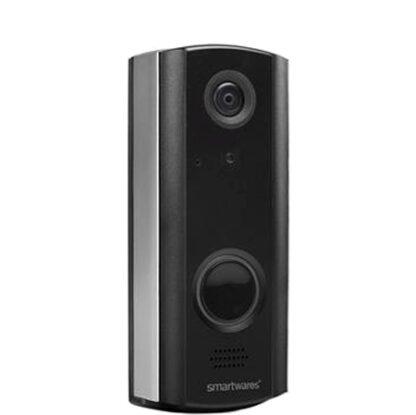 Smartwares Trådløs Videodørklokke - Sort