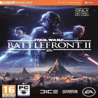 Star Wars Battlefront II 2 Nordic - XBOX ONE