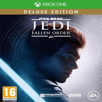 Star Wars, Jedi fallen order, Deluxe edition, PS4