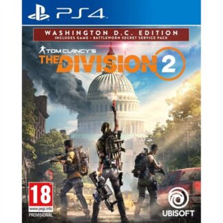 The Division 2: Washington D.C Edition - PS4