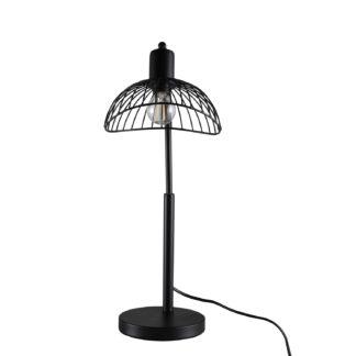 VENTURE DESIGN Elsa bordlampe - sort jern