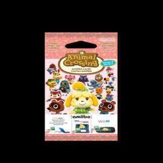 Animal Crossing: Happy Home Designer amiibo Card Pack (Series 4)