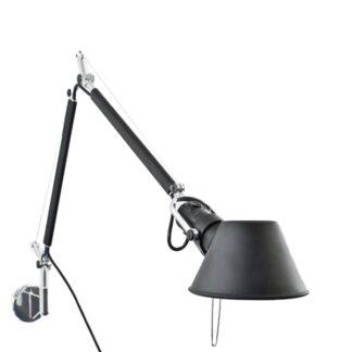 Artemide Tolomeo Mini Væglampe Sort