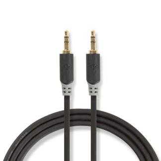 Audio Stereo minijack 3.5mm kabel - 2 m