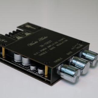 Bluetooth klasse D forstærker 2x100W ZX1002T