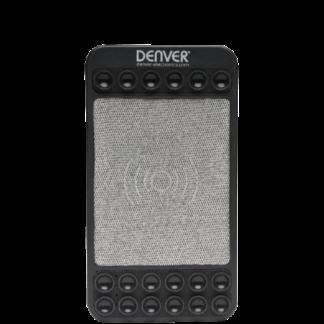 Denver PBQ-4000 Powerbank m. QI - 4.000 mAh