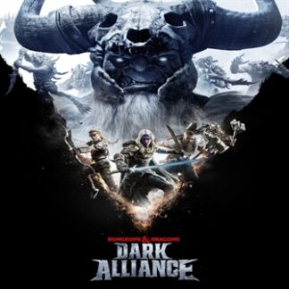 Dungeons and Dragons: Dark Alliance (Steelbook Edition) - Xbox One