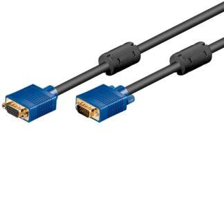 Goobay Full HD SVGA-Kabel Han til Hun - 3 m