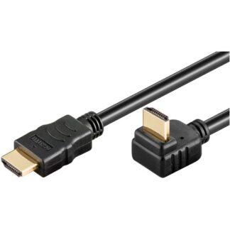 Goobay HDMI Højhastighedskabel m. Ethernet - 5 meter