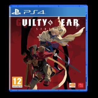 Guilty Gear -Strive- PS4