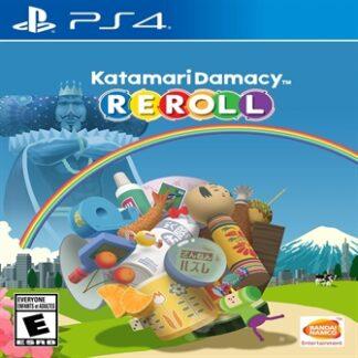 Katamari Damacy Reroll (Import) PS4