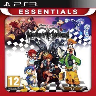 Kingdom Hearts HD 15 ReMIX Essentials - PS3