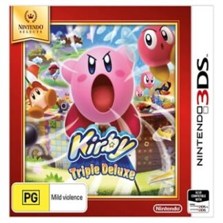 Kirby Triple Deluxe (AUS) Nintendo 3DS