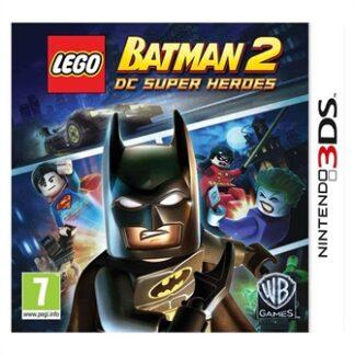 LEGO Batman 2: DC Super Heroes (NL) Nintendo 3DS