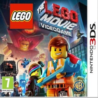 LEGO Movie: Videogame (English in game) (FR) Nintendo 3DS