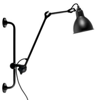Lampe Gras N210 Væglampe Mat Sort