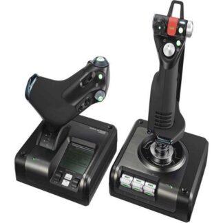 Logitech G Saitek X52 Pro Flight Control System - Pc