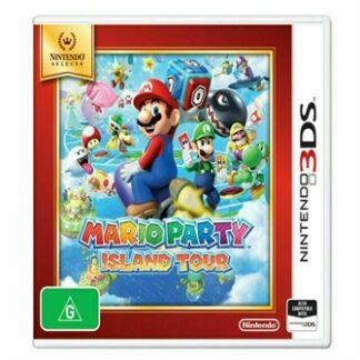 Mario Party: Island Tour (AUS) Nintendo 3DS