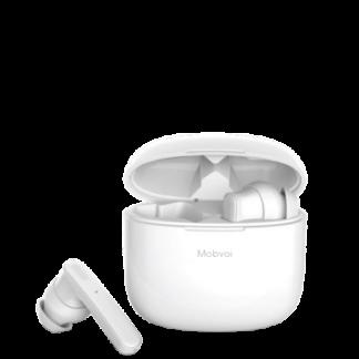 Mobvoi Earbuds ANC Bluetooth Høretelefoner - Hvid