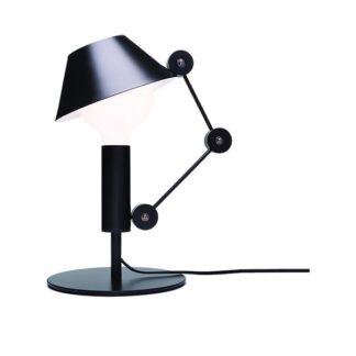 Nemo Mr. Light Bordlampe Sort
