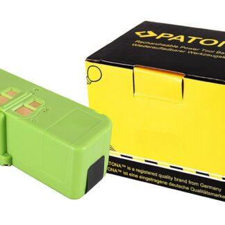 PATONA Battery f. Roomba iRobot 660 665 670 671 675 696 681 790 866 886 896 900 966 980 Scooba 450
