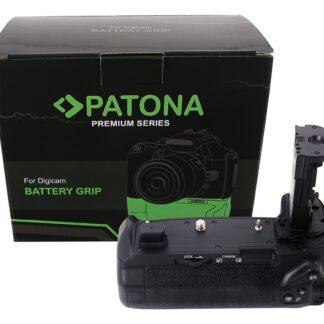 PATONA Premium Battery Grip BG-E22 for Canon EOS R for 2 x LP-E6N Batteries incl. wireless control