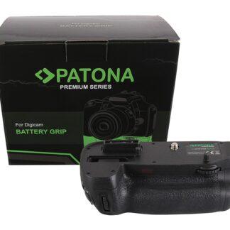 PATONA Premium Battery Grip f. Nikon D7100 D7200 MB-D15H f. 1 x EN-EL15 batterie incl. IR wireless control