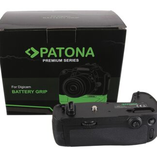 PATONA Premium Battery Grip f. Nikon D750 MB-D16H f. 1 x EN-EL15 batterie incl. IR wireless control
