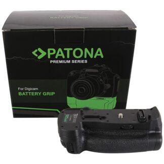 PATONA Premium Battery Grip f. Nikon D850 MB-D18RC f. 1 x EN-EL15 batterie incl. 2,4G wireless control