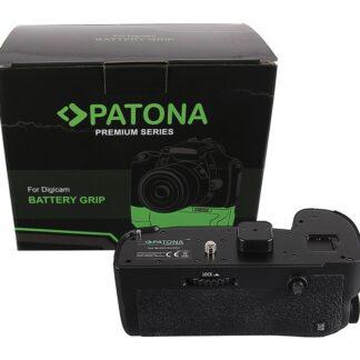 PATONA Premium Battery Grip f. Panasonic G9 DMW-BGGH9RC f. 1 x DMW-BLF-19 batterie incl. 2,4G wireless control