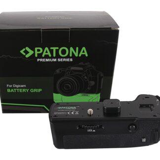 PATONA Premium Battery Grip f. Panasonic GH5 DMW-BGGH5RC f. 1 x DMW-BLF-19 batterie incl. 2,4G wireless control