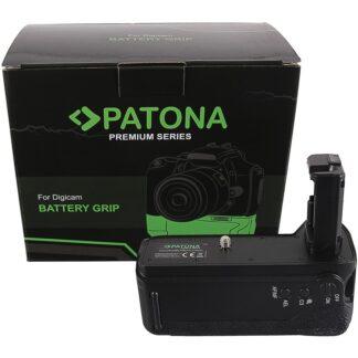 PATONA Premium Battery Grip f. Sony A7 II, A7M2 A7R2 VG-C2EMRC f. 2 x NP-FW50 batteries incl. 2,4G wireless control