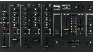 Stereo DJ Mixer - MPX-205/SW