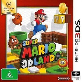 Super Mario 3D Land (AUS) Nintendo 3DS