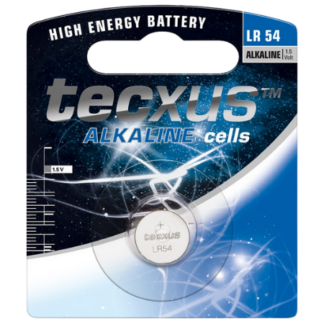 Tecxus LR54 Batteri - 1 stk