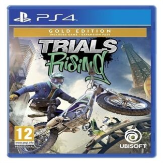 Trials Rising (Gold Edition) - PS4